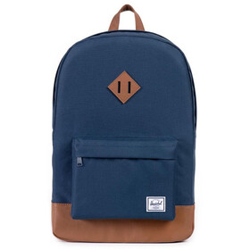 Herschel Heritage Backpack Unisex, navy/tan